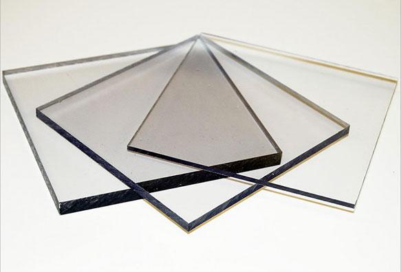 Massives Polycarbonat - Platten