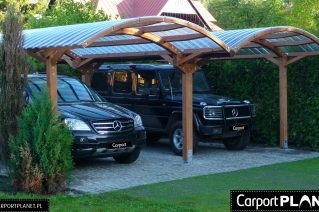 Wolnostojąca wiata garażowa montaż Kozienice