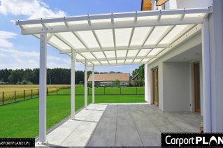 Terrassen-Überdachung Carport p2 Standard